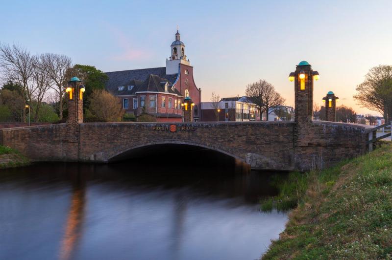 Den Helder (NLD) - Postbrug / Petrus en Pauluskerk