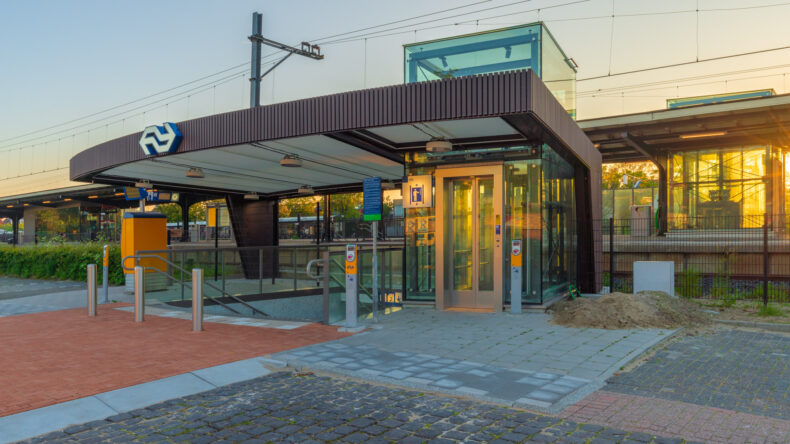 Project CASABAM - station Castricum