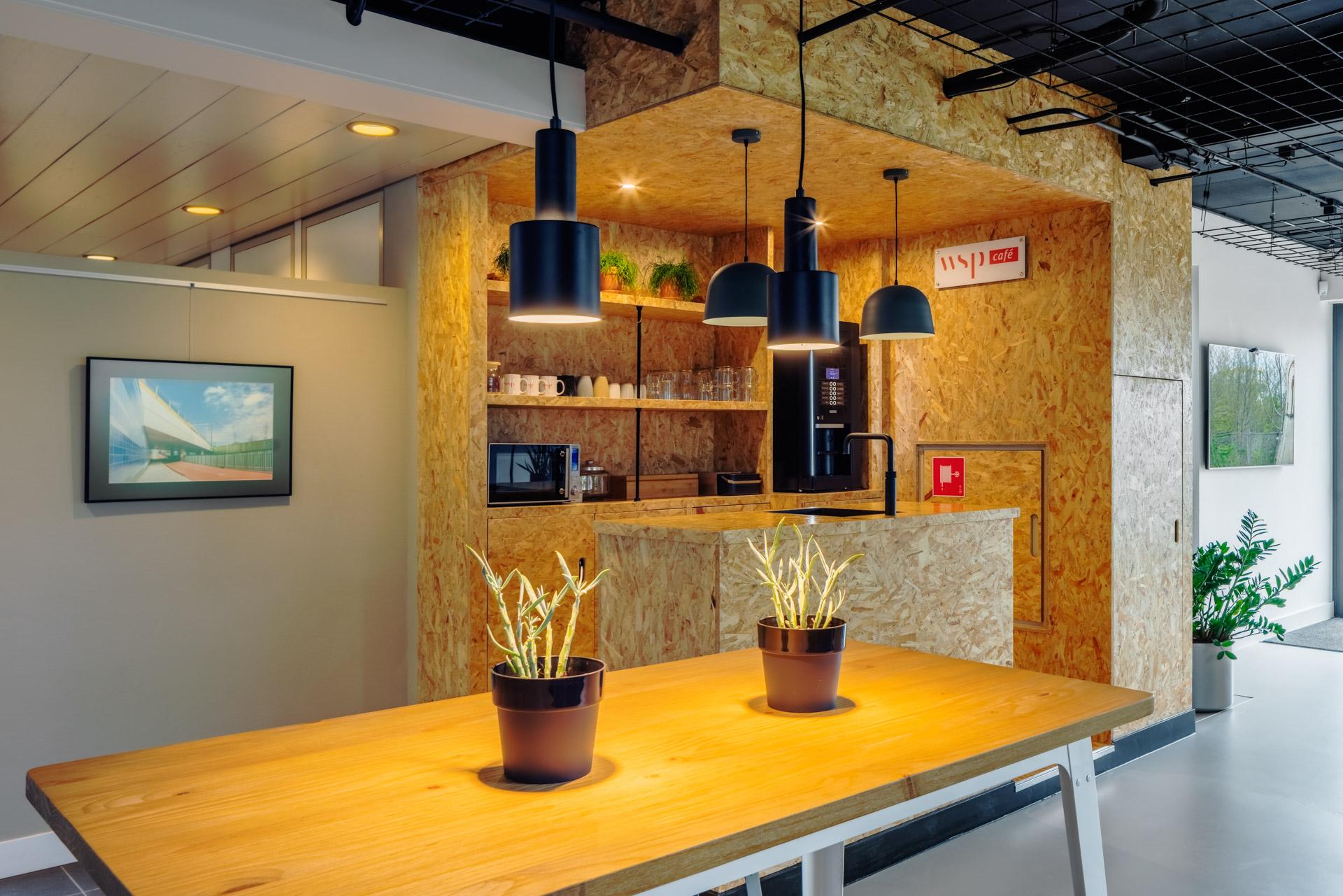 Leeuwarden (NLD) – WSP office Leeuwarden West